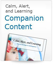 calm alert and learning ebook