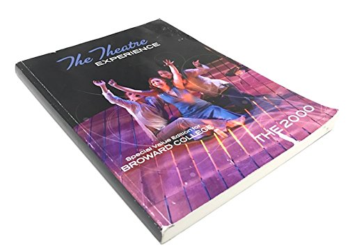 the theatre experience 13th edition ebook