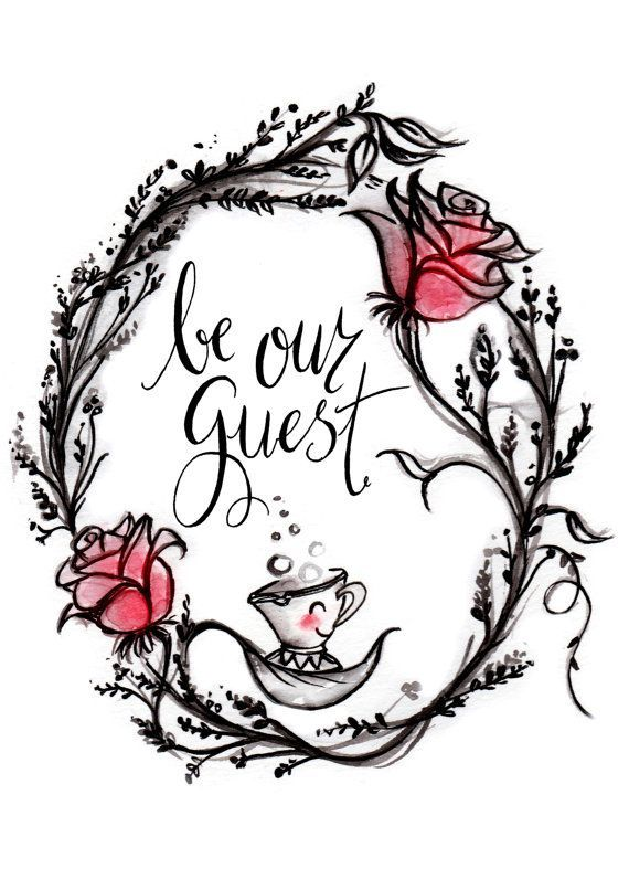 be our guest disney free epub