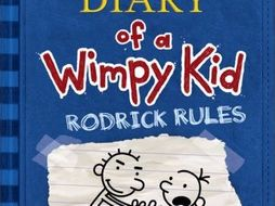 download diary of a wimpy kid rodrick rules ebook pdf