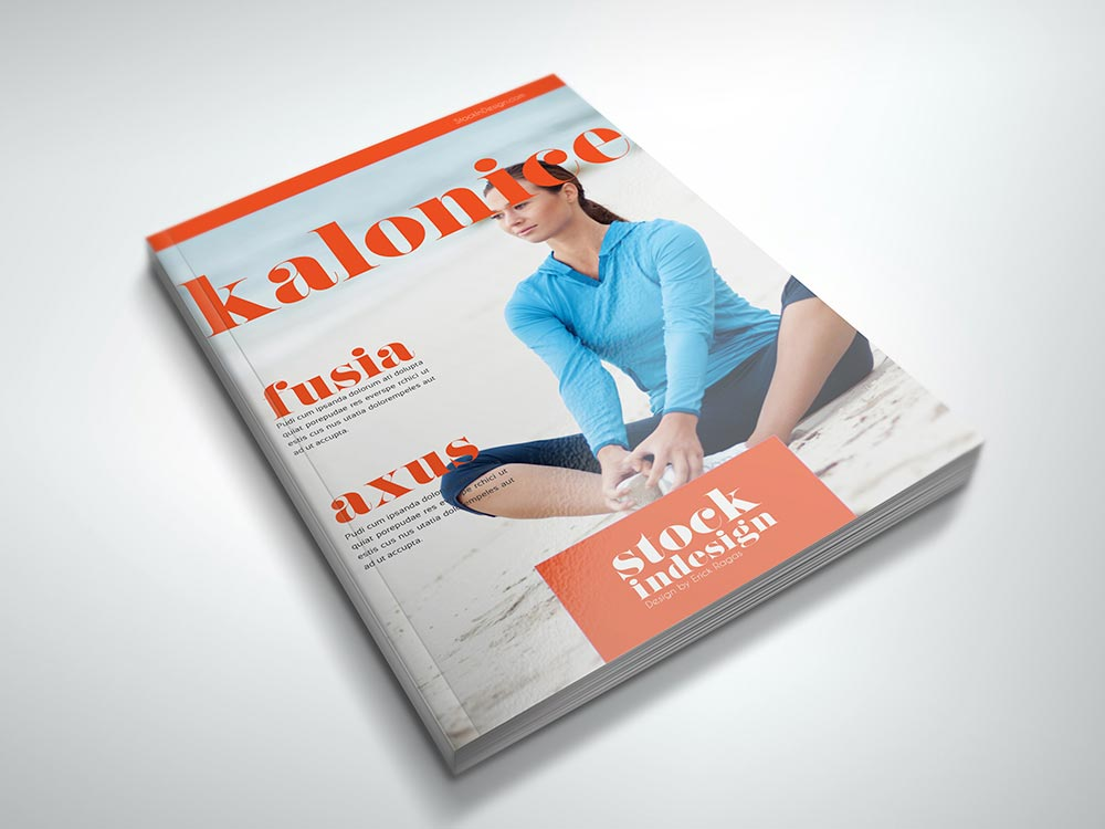 indesign ebook template free download