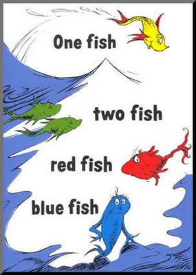 one fish two fish red fish blue fish ebook